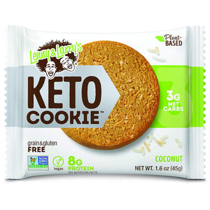 Keto Cookie, Lenny & Larry's CoCoNut 45g