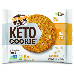 Keto Cookie, Lenny & Larry's Peanut Butter 45g