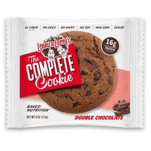 LENNY & LARRY'S COMPLETE COOKIE DOUBLE CHOC