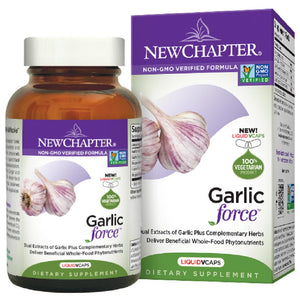 New Chapter Garlic Force 30cap