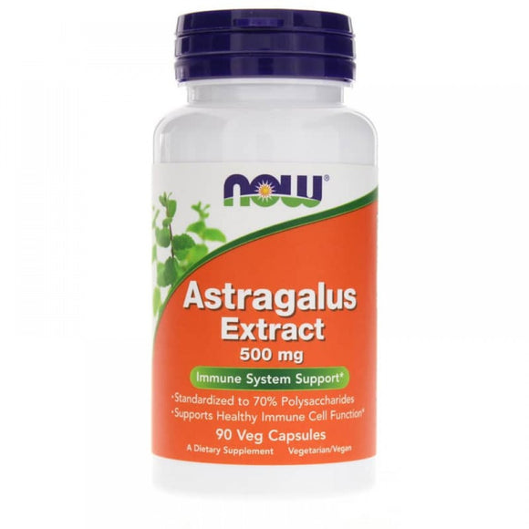 Now Foods, Astragalus Extract 500mg 90 veg caps