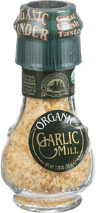 ORGANIC GRINDER,  GARLIC MILL 1.77oz (50g)