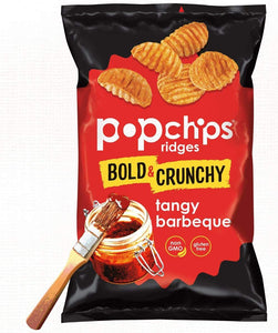 Popchips Tangy BBQ Ridges 5oz