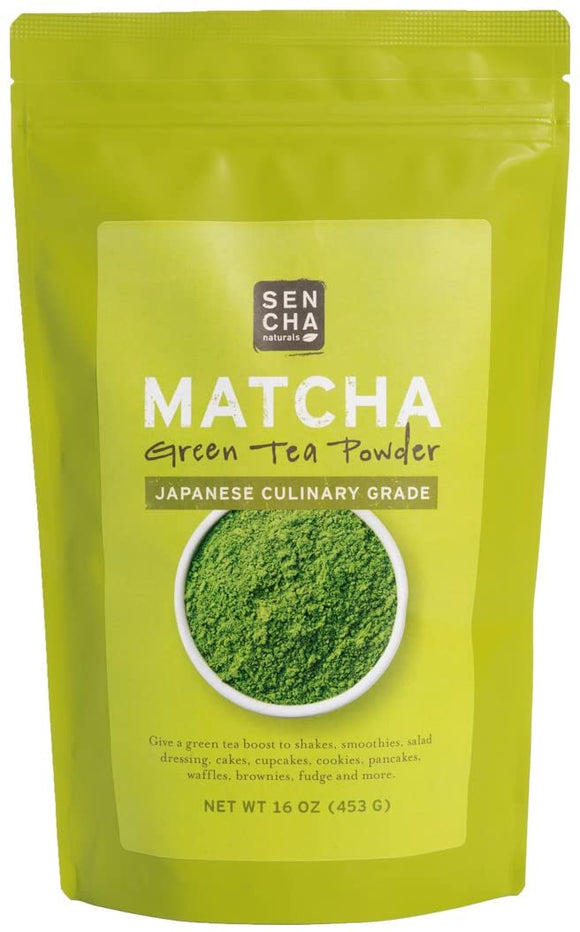 Sencha Naturals, Matcha Green Tea Powder 113g