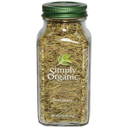 Simply Organic, Rosemary, 1.23oz 35g