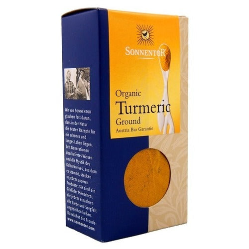Sonnentor, Organic Turmeric Ground 40g