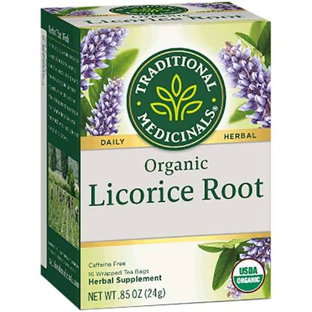 TM LICORICE ROOT FAIR WILD TEA