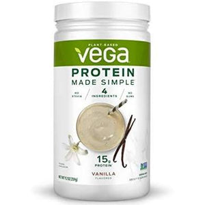 Vega, Protein Made Simple, Vanilla, 9.2 oz (259 g)