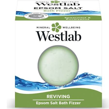 WestLab Reviving Bath Fizzer with Epsom Salt 150g