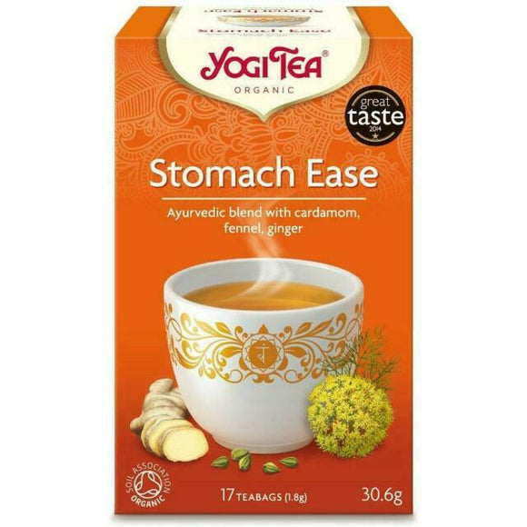 YogiTea, Stomach Ease 17 teabags