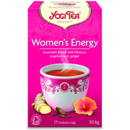 YogiTea, Women's Energy 17 teabags