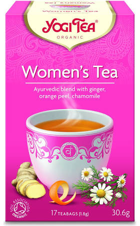YogiTea, Women's Tea 17 teabags