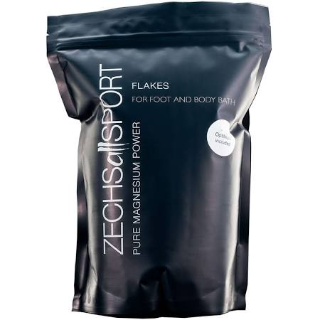 Zechsal, Magnesium All Sport Flakes, Foot and Body Bath 1.1kg