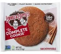 LENNY & LARRY'S,COMPLETE COOKIE/SNICKERDOODLE 113g.