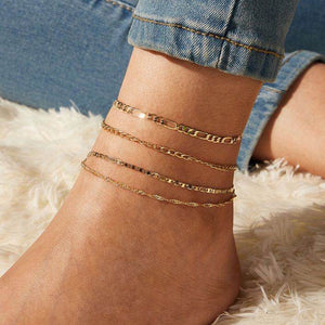 Anklet Chain Set