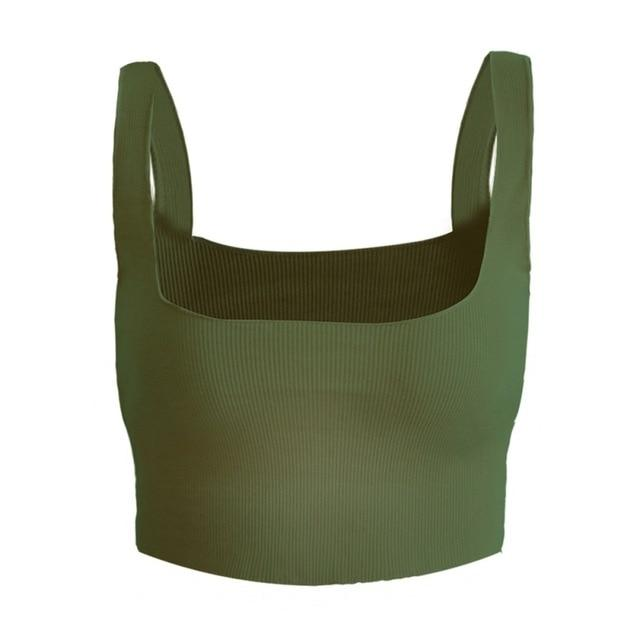 Westware Army Green / S / United States The Staple Tank