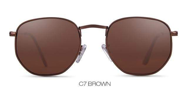 Westware BROWN / United States Stevie Sunglasses