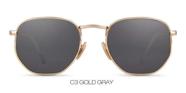 Westware GOLD GRAY / United States Stevie Sunglasses