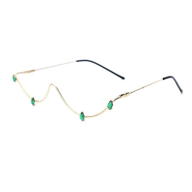Westware gold/green / United States Wire Frames