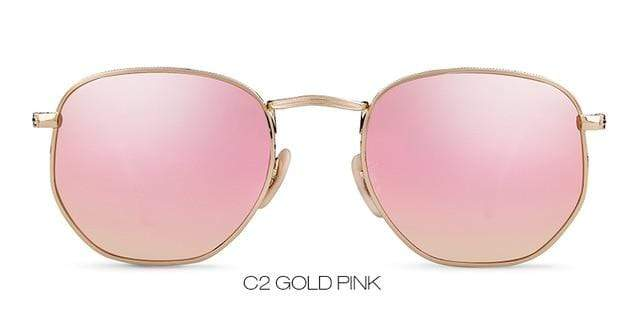 Westware GOLD PINK / United States Stevie Sunglasses