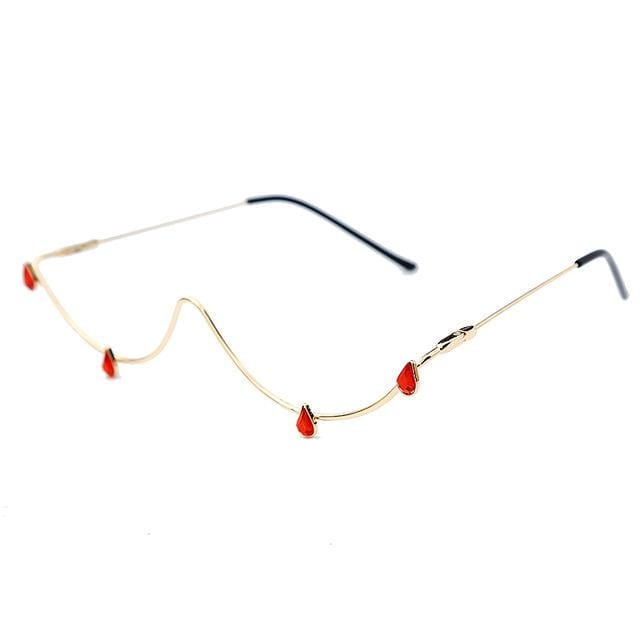 Westware gold/red / United States Wire Frames