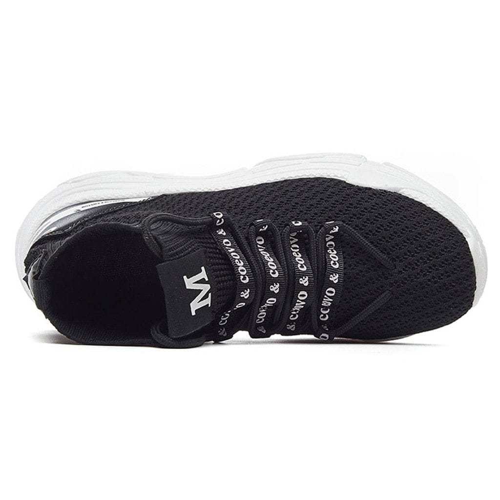 Westware High Rise Knit Sneakers