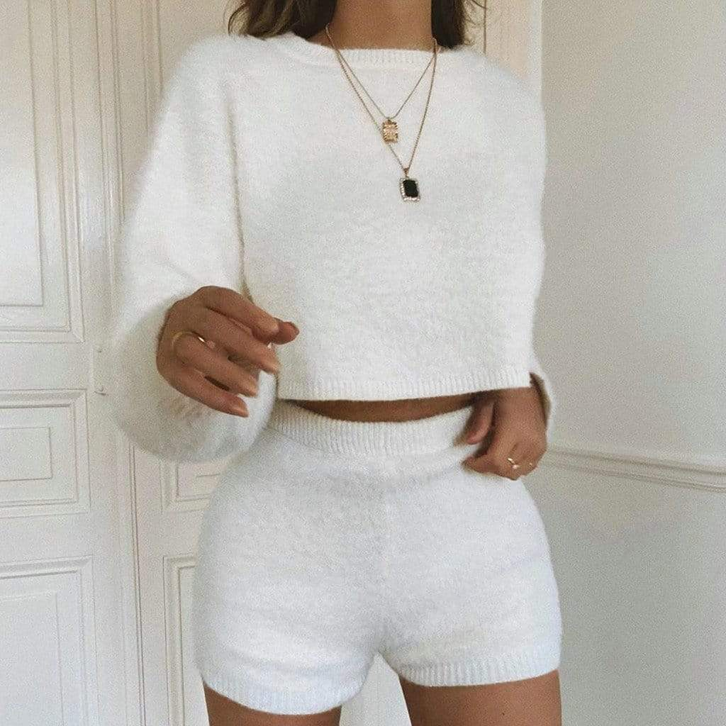 Westware Long Sleeve Sweater Set