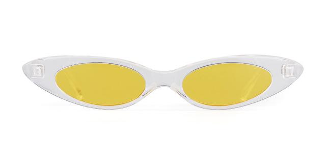 Westware Oval Cateye Sunglasses