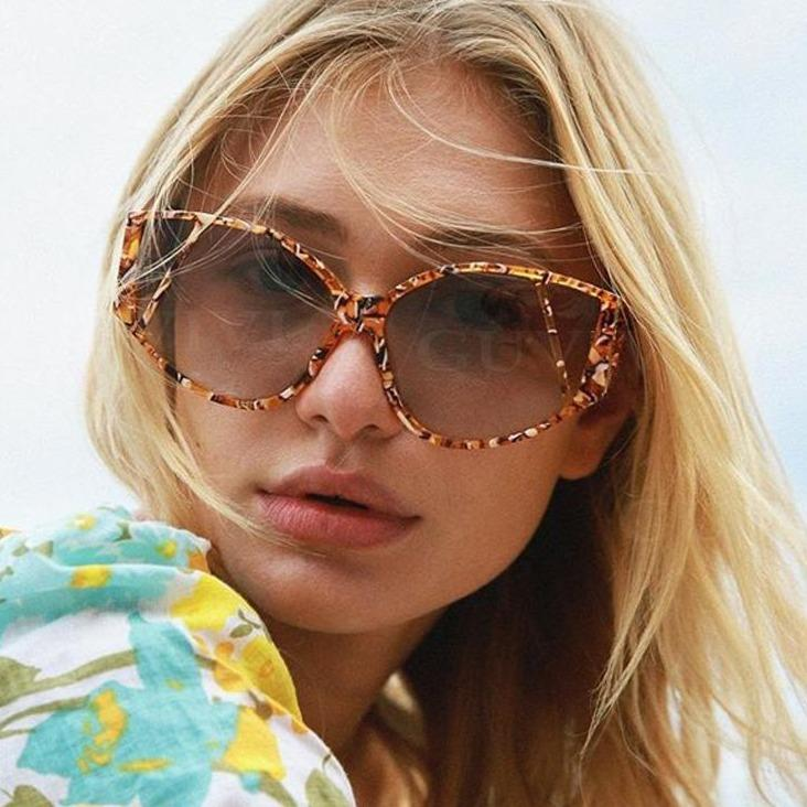 Westware Splatter Tortoise Shell Sunglasses