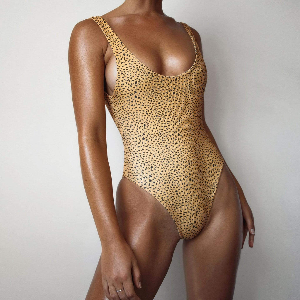 Westware Spotty Leopard Swimsuit