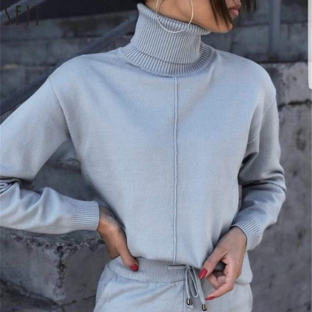 Westware Sweater Set
