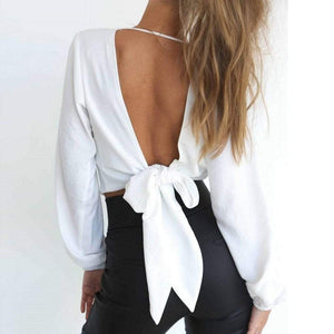 Westware Tie Back Blouse