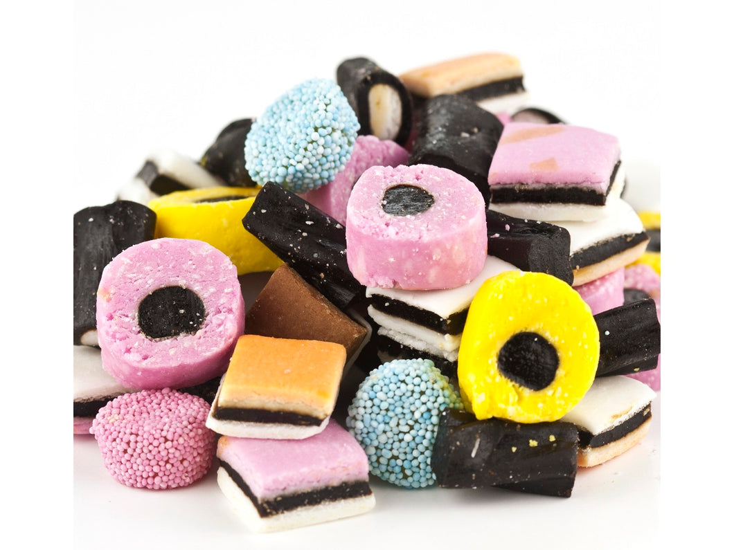 Assorted Licorice Allsorts - Nutty World