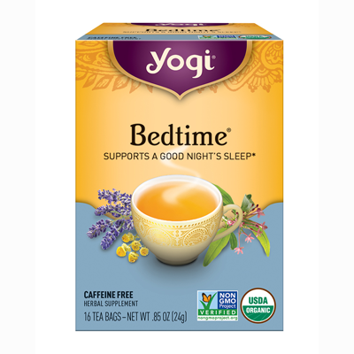 Yogi Bedtime Tea - Nutty World
