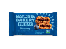 Load image into Gallery viewer, Blueberry Whole Wheat Fig Bar - Nutty World