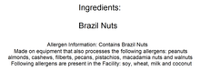 Load image into Gallery viewer, Brazil Nuts (RAW) - Nutty World