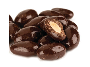 Dark Chocolate Almonds - Nutty World