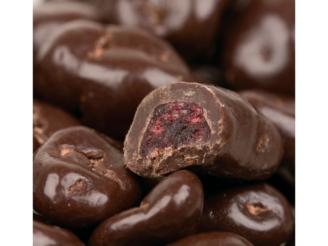 Dark Chocolate Cranberries - Nutty World