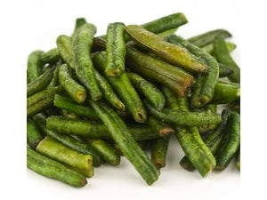 Fried Crispy Green Beans - Nutty World