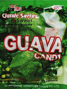 Guava Candy - Nutty World