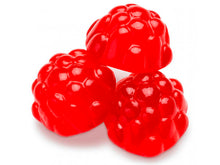 Load image into Gallery viewer, Gummy Red Ripe Raspberries - Nutty World