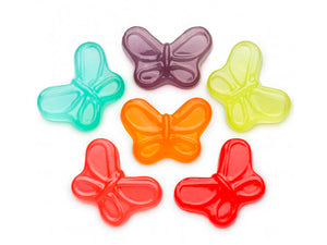 Gummy Butterflies - Nutty World