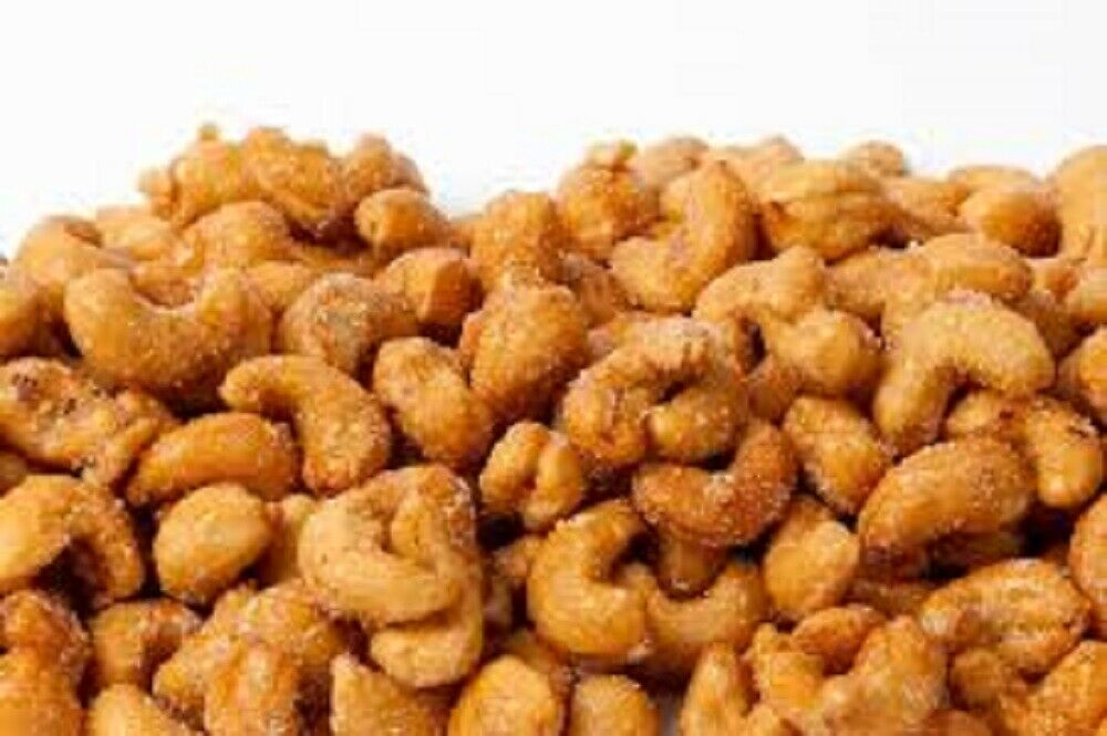 Honey Roasted Cashews - Nutty World