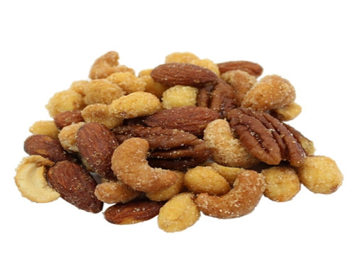 Honey Roasted Mixed Nuts - Nutty World