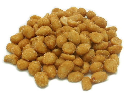 Honey Roasted Peanuts - Nutty World