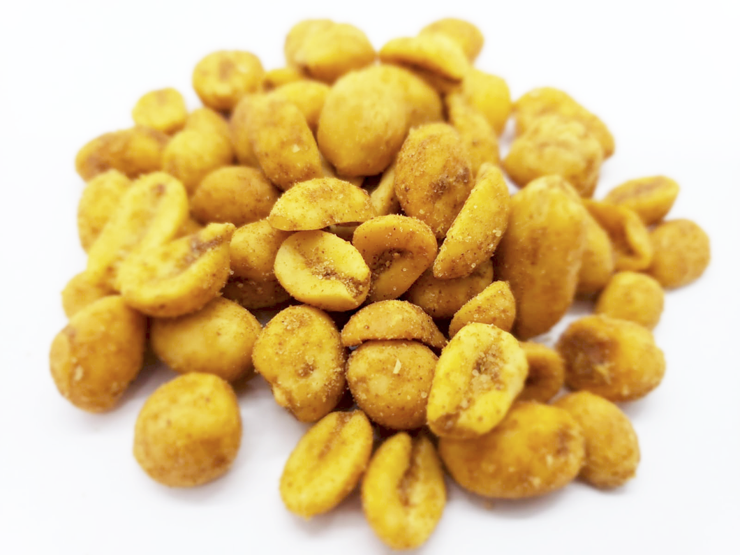 Hot and Spicy Peanuts - Nutty World