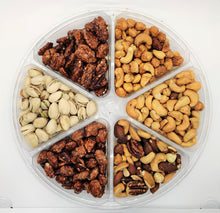 Load image into Gallery viewer, Gourmet Nut Gift Tray - Nutty World