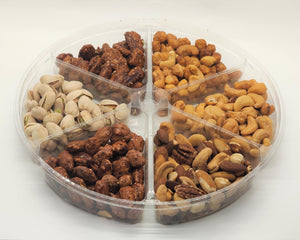 Gourmet Nut Gift Tray - Nutty World