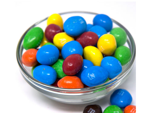 M&Ms with Peanuts - Nutty World