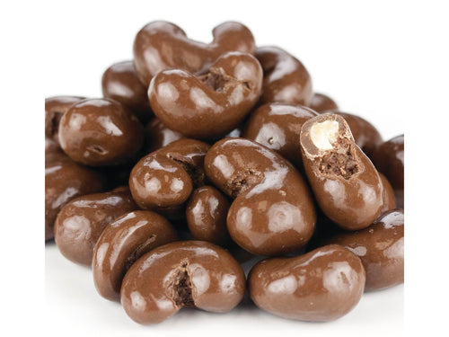 Milk Chocolate Cashews - Nutty World